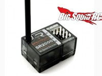 Spektrum SR2000 DSMR Micro Race Receiver