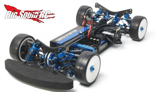Tamiya TRF418 touring car
