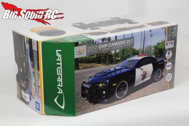 Vaterra 2012 CHP Chevrolet Camaro ZL-1