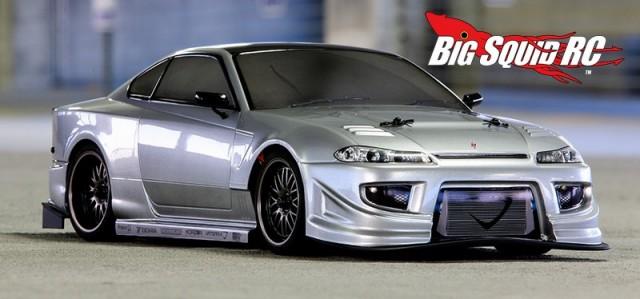 Vaterra 10th Nissan Silvia S15 RTR