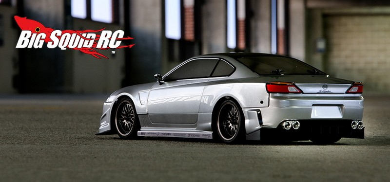 Vaterra 1 10th Nissan Silvia S15 Rtr Touring Car 171 Big