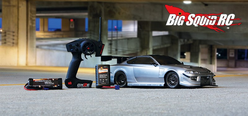 Vaterra 1/10th Nissan Silvia S15 RTR Touring Car « Big Squid RC –