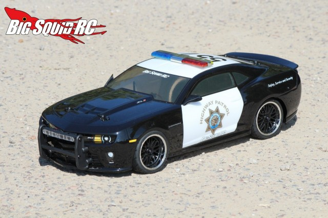 Vaterra Swift Justice CHP Camaro Review