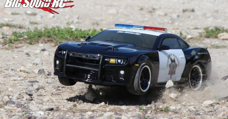 Vaterra Swift Justice 2012 CHP Chevrolet Camaro ZL1 Review