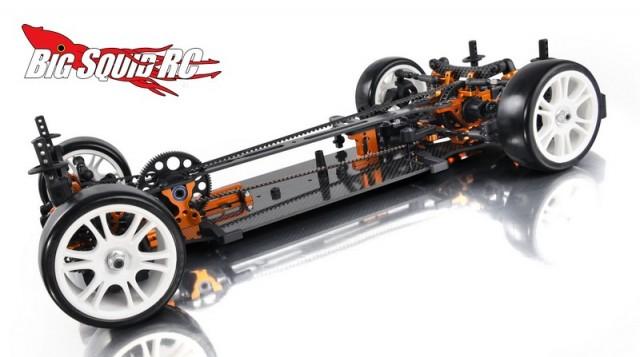 XRay T4 2014 Touring Car