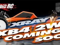 XRay XB4 2wd