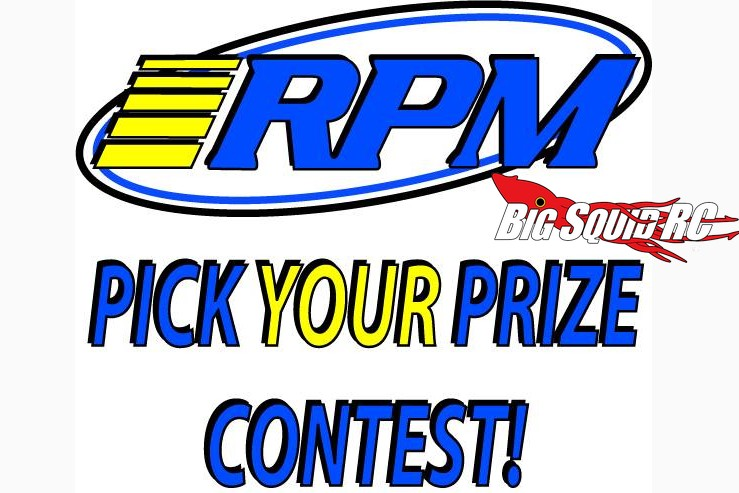 rpm pick your prize