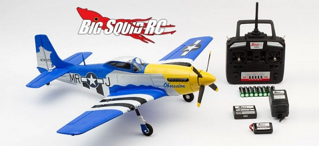 Ares P-51D Mustang 350