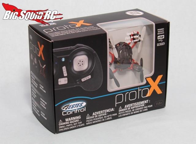 Estes Proto X Unboxing
