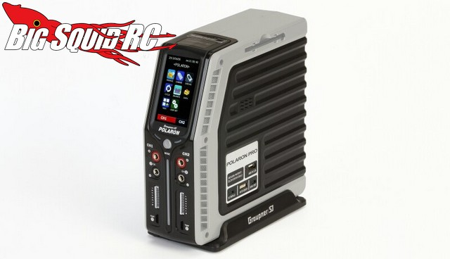 Graupner/SJ POLARON Pro Touch Screen Battery Charger
