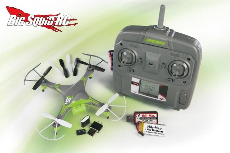 Heli-Max 1Si Quadcopter