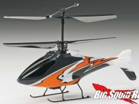 Heli-Max Axe 100 CX Helicopter SLT