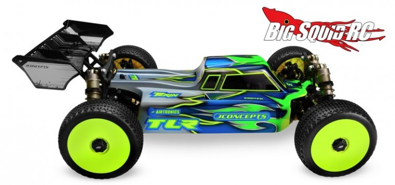 JConcepts TLR 8ight-E 3.0 Body