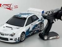 Kyosho Fazer Subaru Impreza VE-X