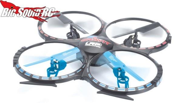 LRP H4 Gravit 2.4 Ghz Quadrocopter
