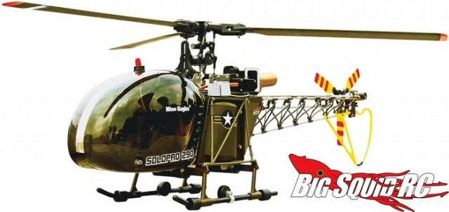 Nine Eagles Solo Pro 290 Lama SLT Helicopter