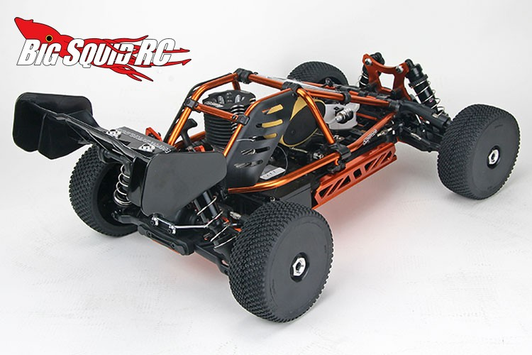 Ofna Hyper Cage Nitro Buggy 171 Big Squid Rc Rc Car And