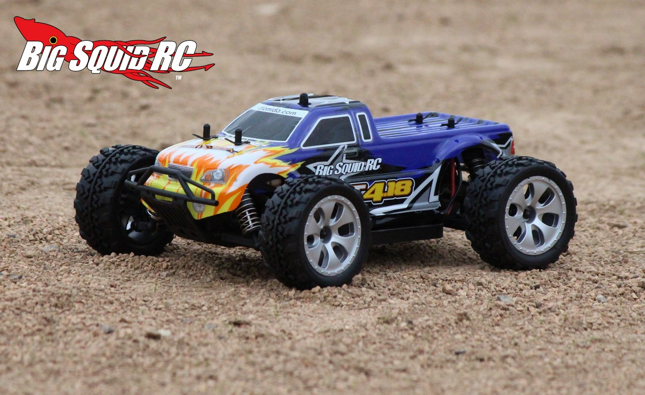 waterproof 4wd rc trucks with Review Revell Dromida Mt4 18 Rtr Monster Truck on Traxxas Rc Cars further Ecx 118th Torment 4wd Rtr Short Course Truck moreover Tra56076 4 additionally Axial Max D Monster Jam as well Traxxas Slash 4x4 Upgrades.