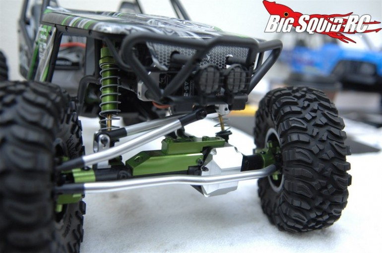STRC ST Racing Concepts hop up parts axial SCX10 Wraith