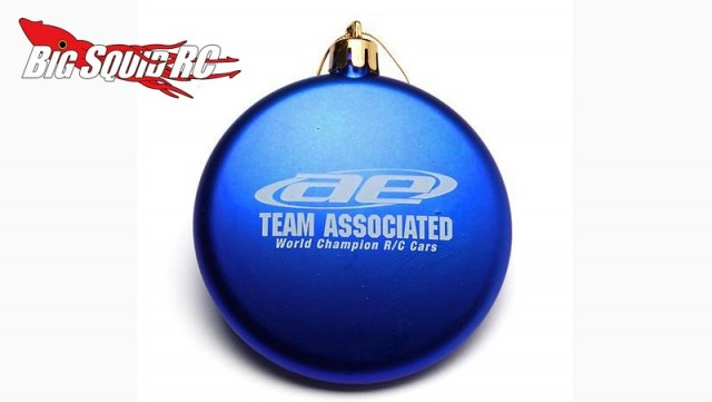 Associated Christmas Tree Ornament