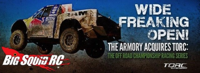 The Armory TORC Off Road Series