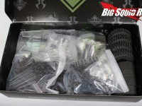 Unboxing Axial SCX10 Jeep Wrangler Recon G6