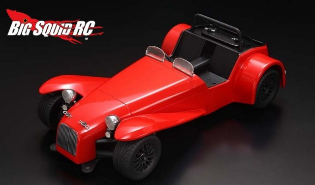 Yokomo YRS Roadster
