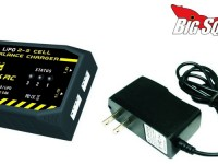 Atomik 2 to 3 Cell AC/DC LiPO Balance Charger