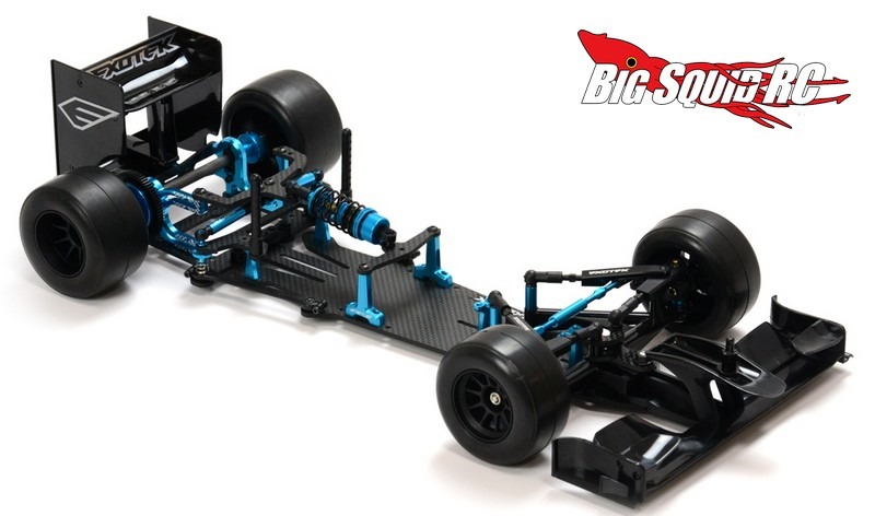 Exotek F1r2 Pro Conversion For The Tamiya F103 Amp F104