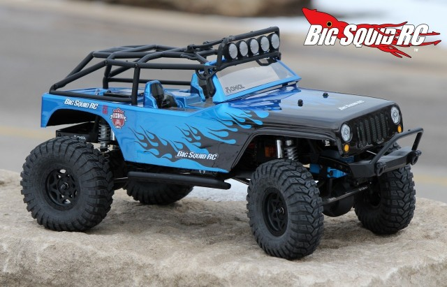 Axial SCX10 Jeep Wrangler G6 Kit Review