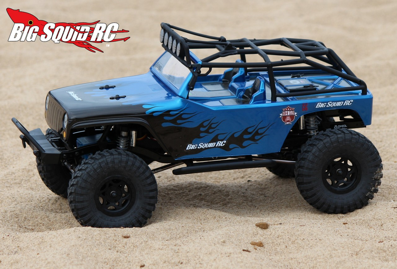 Review – Axial SCX10 Jeep Wrangler G6 Kit « Big Squid RC ...