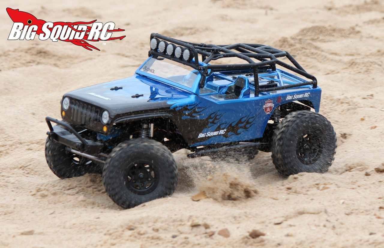 The Spotter S Guide To Axial Scx10 Models 171 Big Squid Rc