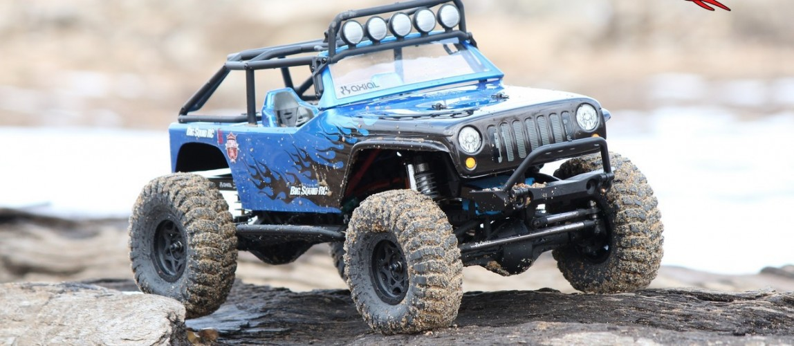 Axial SCX10 Jeep Wrangle G6 Review