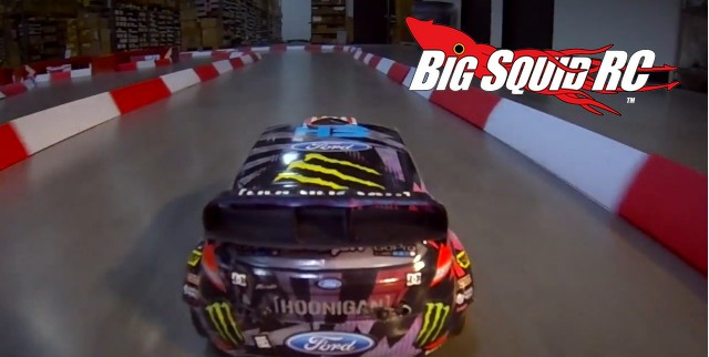 HPI Racing Ken Block Micro RS4 Gymkhana Video