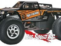HPI Racing 1/8 Savage XL Octane Monster Truck