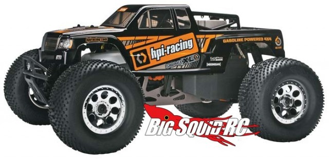 HPI Racing 1/8 Savage XL Octane Monster Truck