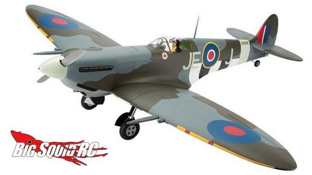 Hangar 9 Spitfire Mk IXc ARF
