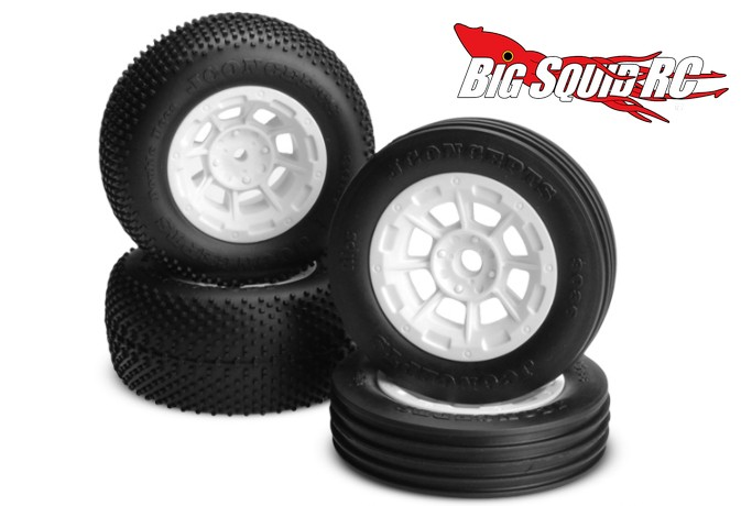 JConcepts RC10 Classic Wheels Tires