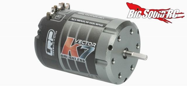 LRP Vector K7 Brushless Motors