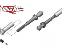 MIP Axial Wraith SCX10 Center Driveshafts