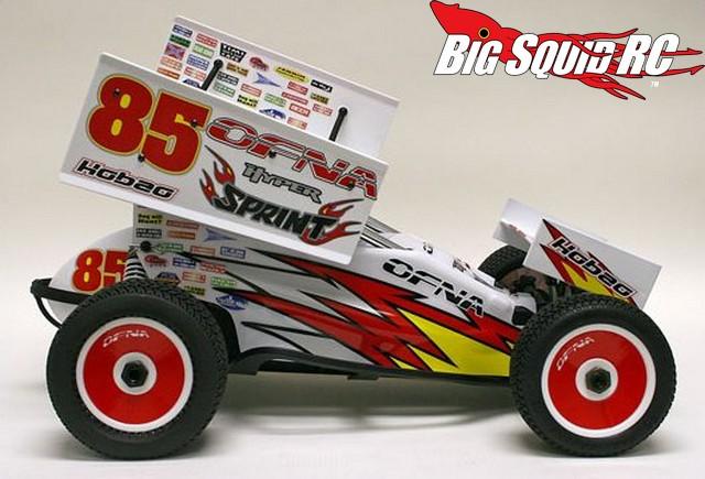 Mid Bay Ford >> Ofna Hyper Sprint RTR 1/8th Dirt Oval Car « Big Squid RC ...