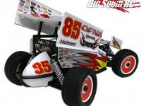 OFNA Hyper Sprint 1/8th Dirt Oval Car