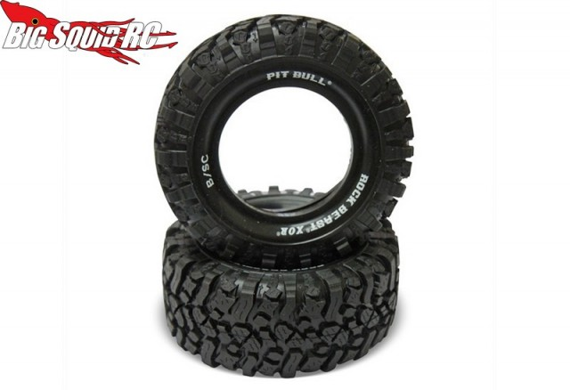 Pitbull Rock Beast Short Course Truck Tires