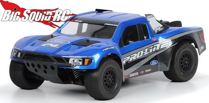 Pro-Line Pre-Cut Flo-Tek Ford F-150 Raptor SVT
