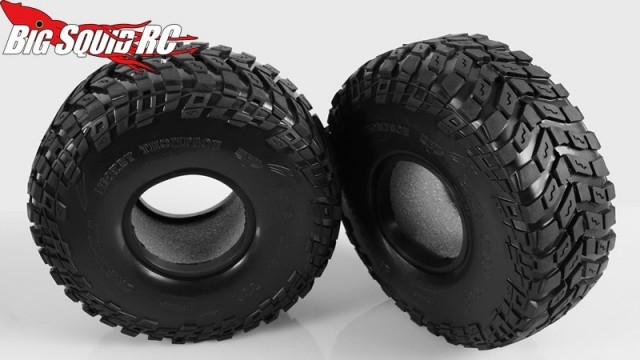 RC4WD Mickey Thompson 2.2 Baja Claw TTC Radial Scale Tires