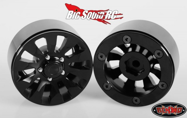 RC4WD Onyx 1.9 Beadlock Wheels