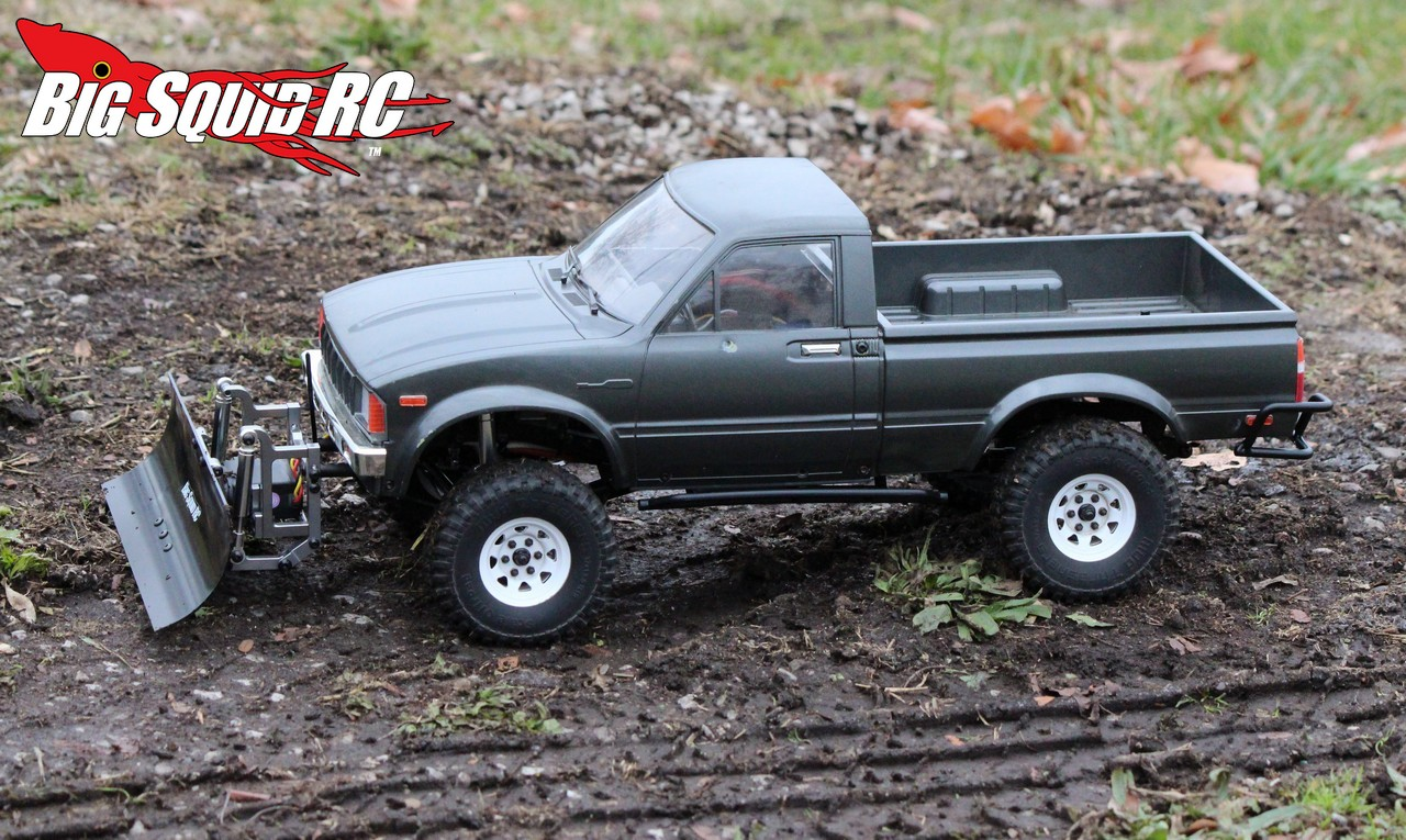 Rc Snow Plow Truck >> Product Spotlight – RC4WD Snow Plow Blade « Big Squid RC – RC Car and Truck News, Reviews ...