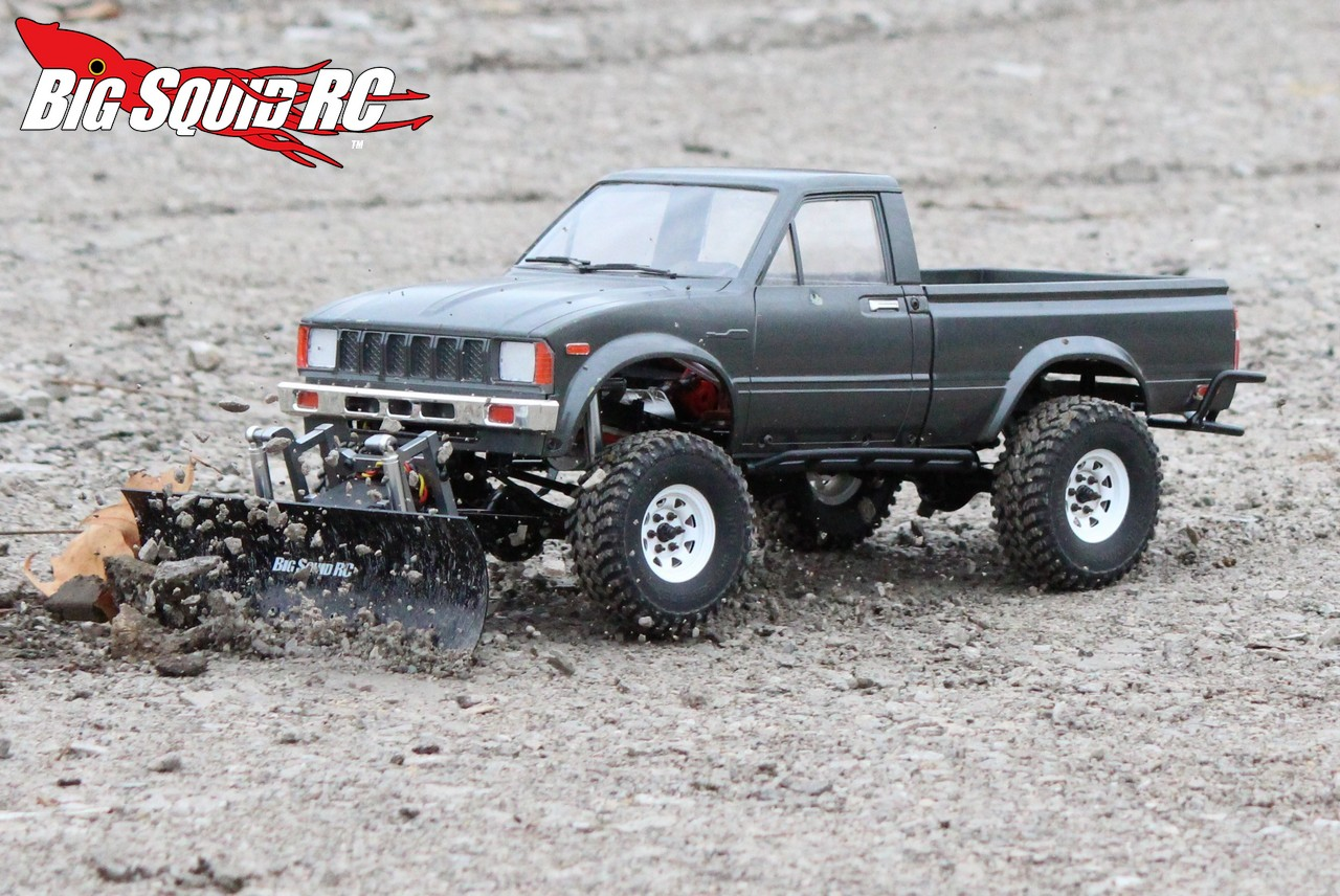 RC4WD Snow Plow Blade Review 00004