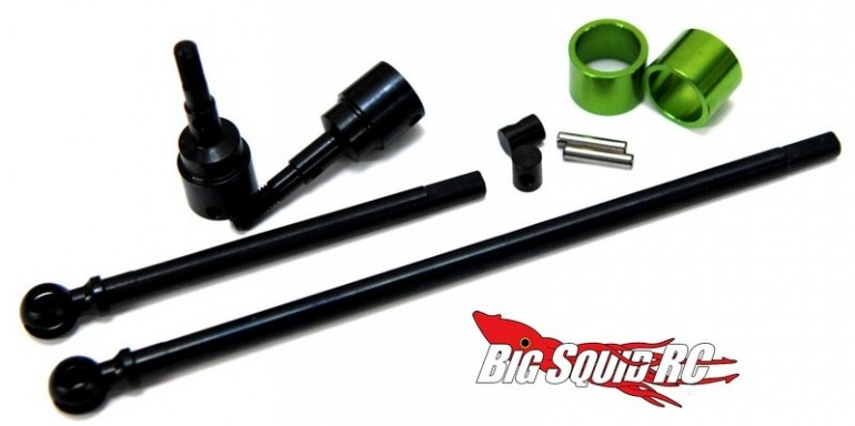 STRC Axial Heat Treated Universals SCX10 Wraith