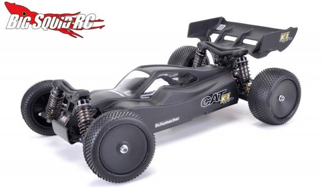 Schumacher Cat K1 Aero Buggy